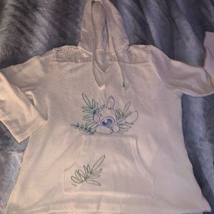 LILO and stitch beach sweater